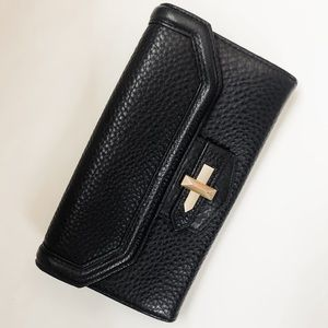 Rebecca Minkoff Black Leather Wallet